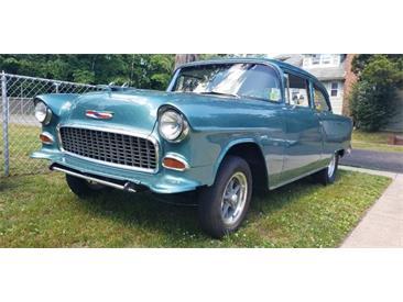 1955 Chevrolet 150 (CC-1430161) for sale in Cadillac, Michigan