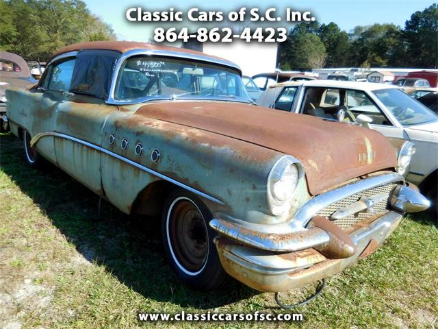 1955 Buick Super 8 (CC-1430162) for sale in Gray Court, South Carolina