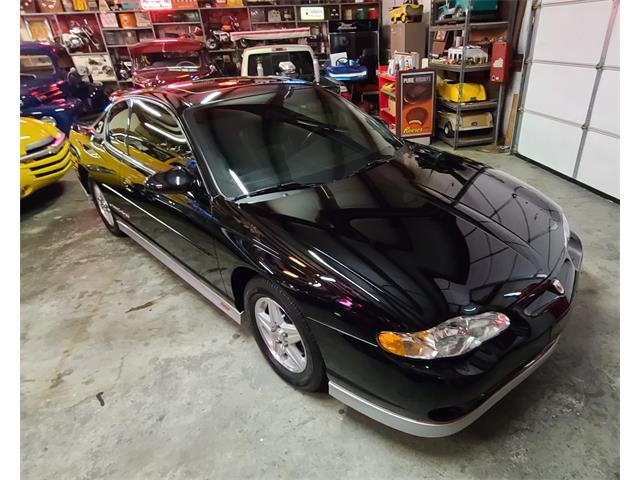 2002 Chevrolet Monte Carlo SS Intimidator (CC-1431624) for sale in hopedale, Massachusetts