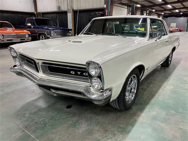 1965 Pontiac GTO (CC-1431627) for sale in Sherman, Texas