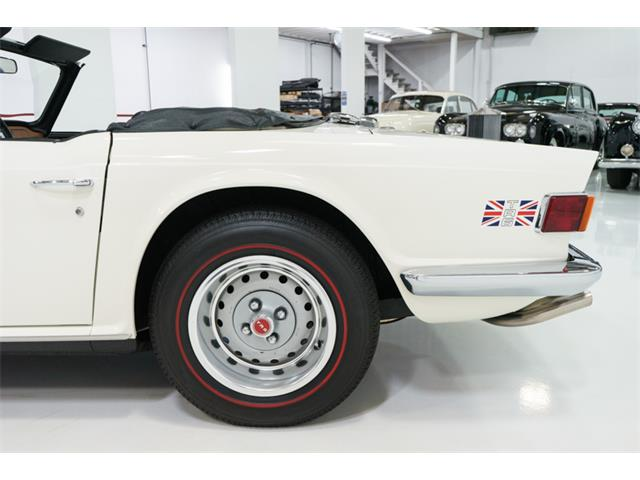 1973 Triumph TR6 (CC-1431629) for sale in SAINT ANN, Missouri