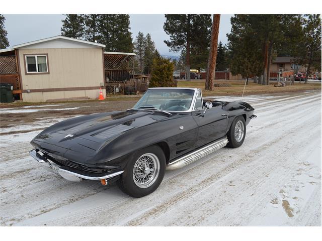 1963 Chevrolet Corvette Stingray (CC-1431640) for sale in Missoula, Montana
