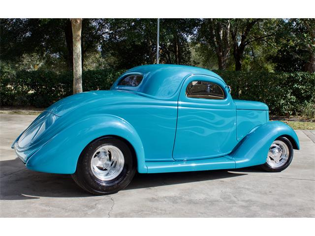 1936 Ford 3-Window Coupe (CC-1431641) for sale in EUSTIS, Florida