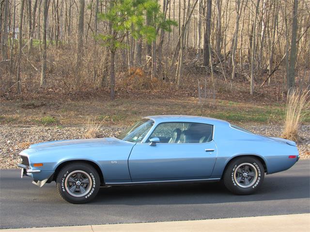 1971 Chevrolet Camaro SS (CC-1431645) for sale in Saxton, Pennsylvania