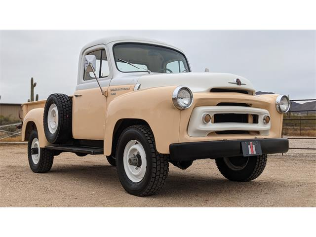 1957 International S120 (CC-1431649) for sale in North Phoenix, Arizona
