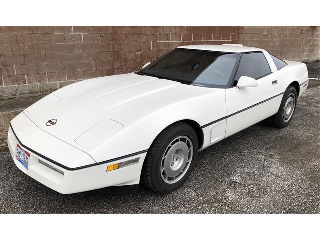 1986 Chevrolet Corvette (CC-1431658) for sale in Solon, Ohio