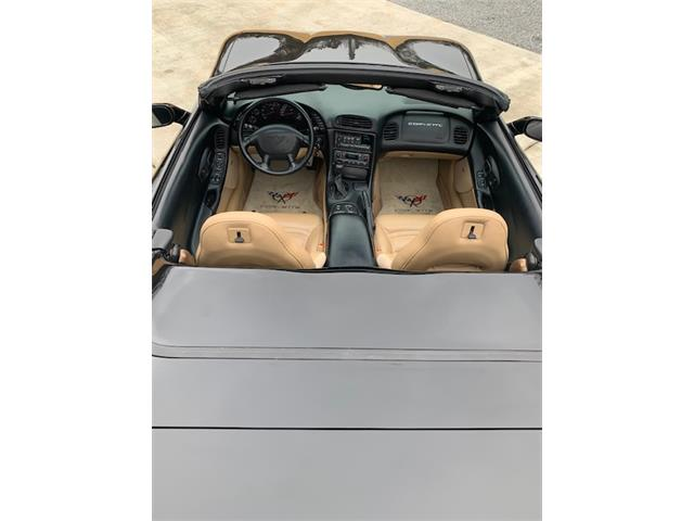 2002 Chevrolet Corvette (CC-1431664) for sale in Benton, Arkansas