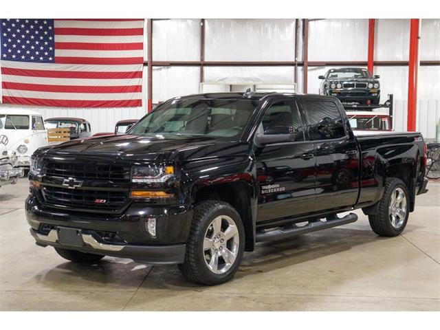 2017 Chevrolet Silverado (CC-1431666) for sale in Kentwood, Michigan