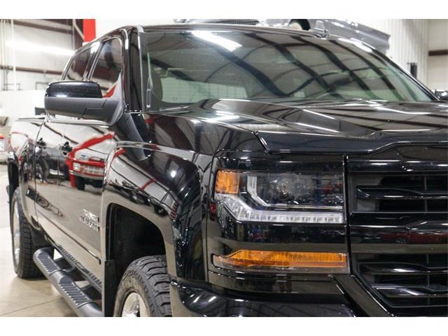 2017 Chevrolet Silverado (CC-1431666) for sale in Kentwood, Michigan