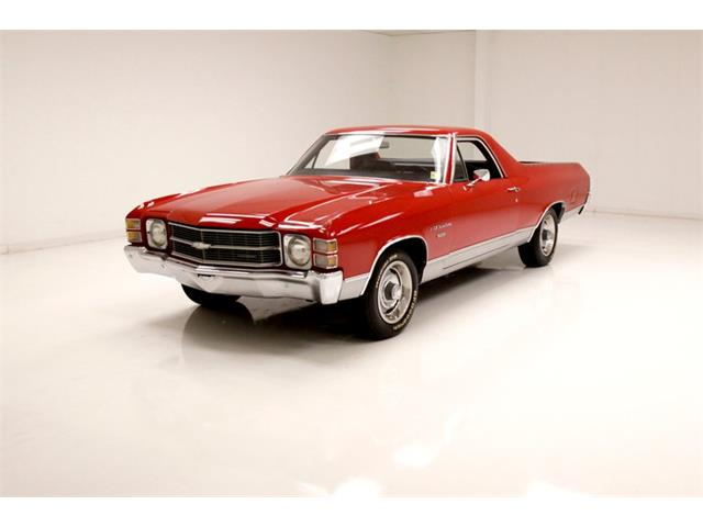 1971 Chevrolet El Camino (CC-1431673) for sale in Morgantown, Pennsylvania