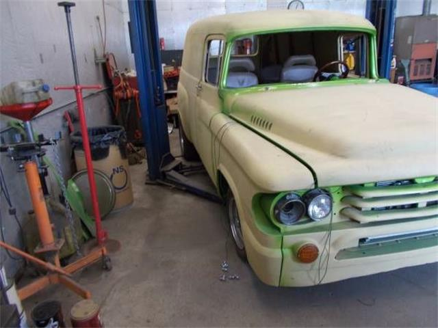 1958 Dodge Panel Truck (CC-1431676) for sale in Cadillac, Michigan