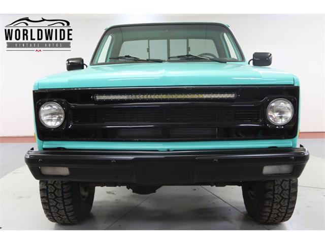 1982 GMC 1500 (CC-1431684) for sale in Denver , Colorado