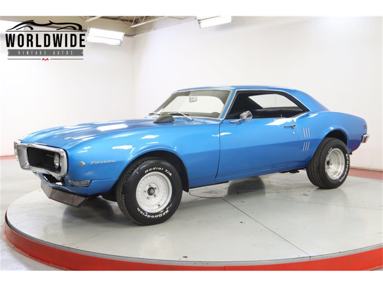 1968 Pontiac Firebird (CC-1431685) for sale in Denver , Colorado