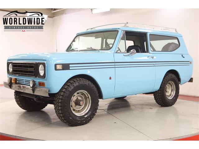 1977 International Scout (CC-1431689) for sale in Denver , Colorado