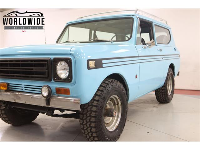 1977 International Scout (CC-1431689) for sale in Denver , Colorado