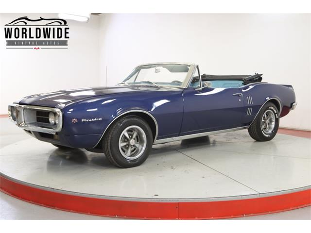 1967 Pontiac Firebird (CC-1431691) for sale in Denver , Colorado