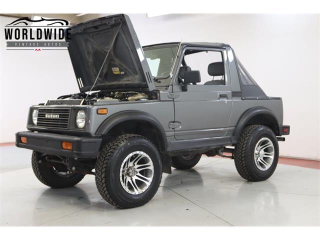 1986 Suzuki Samurai (CC-1431693) for sale in Denver , Colorado