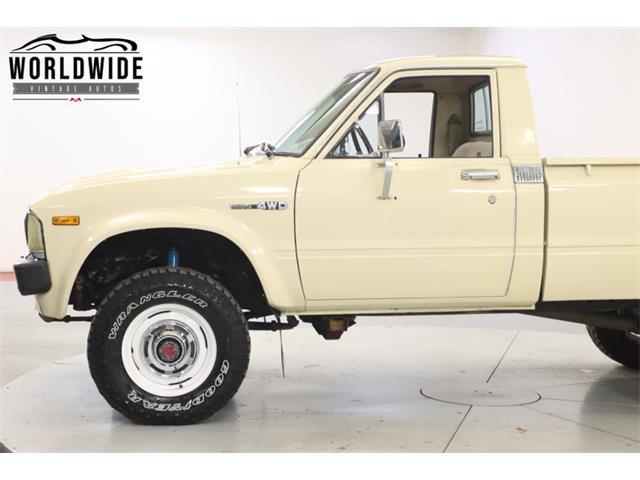 1983 Toyota Truck (CC-1431694) for sale in Denver , Colorado
