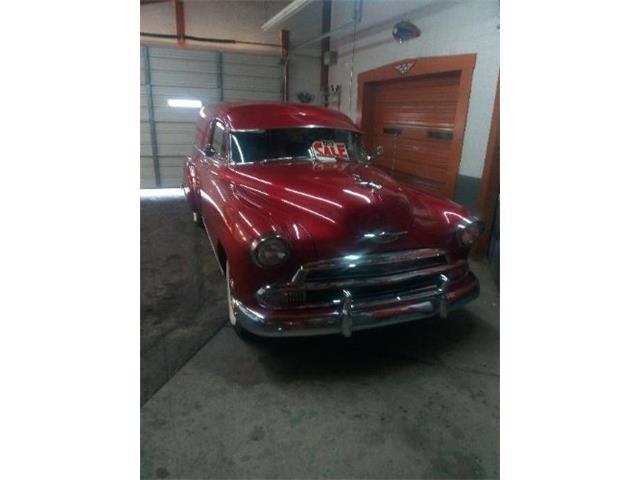 1951 Chevrolet Sedan Delivery (CC-1430170) for sale in Cadillac, Michigan