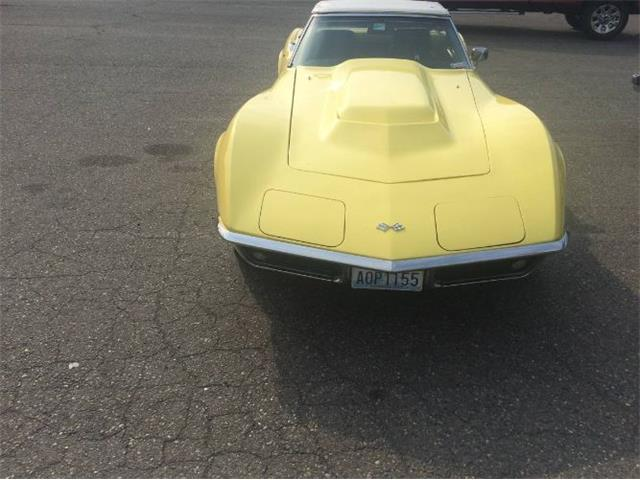 1969 Chevrolet Corvette (CC-1430171) for sale in Cadillac, Michigan