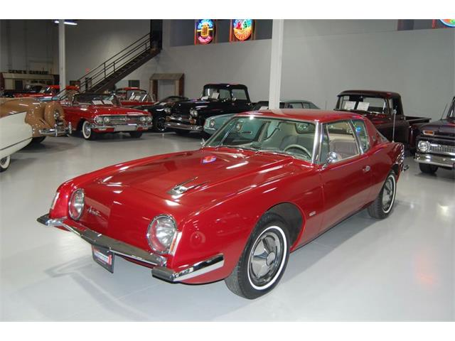 1963 Studebaker Avanti (CC-1431723) for sale in Rogers, Minnesota