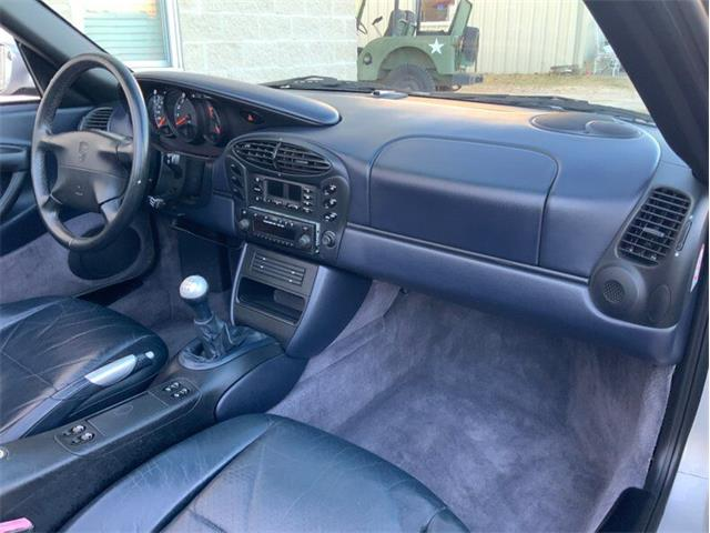 2000 Porsche Boxster (CC-1431731) for sale in Fredericksburg, Texas