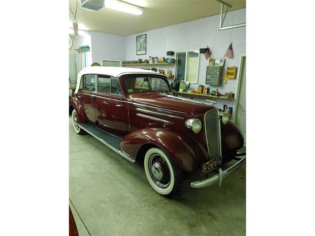1936 Chevrolet Sedan (CC-1431737) for sale in West Pittston, Pennsylvania