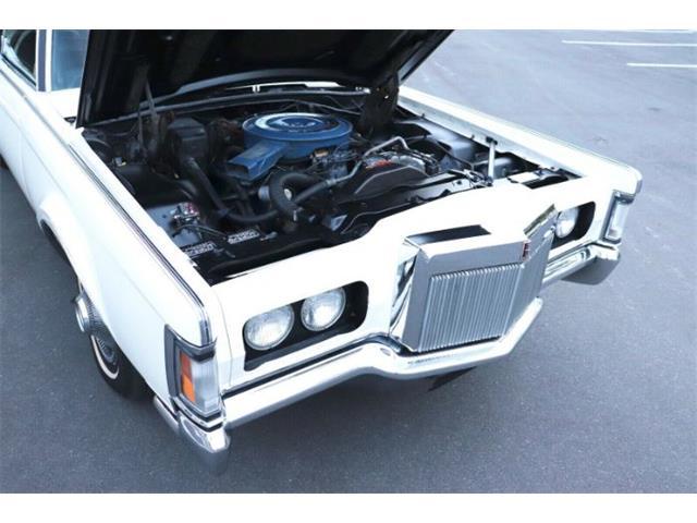 1970 Lincoln Continental (CC-1430174) for sale in Cadillac, Michigan