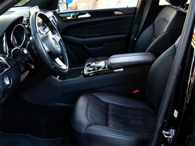 2018 Mercedes-Benz GL-Class (CC-1431740) for sale in Marina Del Rey, California