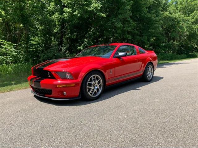2008 Ford Mustang (CC-1430176) for sale in Cadillac, Michigan