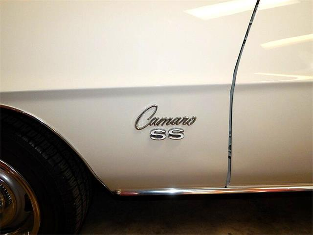 1969 Chevrolet Camaro SS (CC-1431764) for sale in Wichita Falls, Texas
