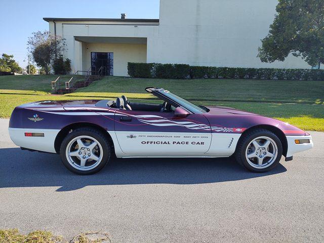 1995 Chevrolet Corvette (CC-1430177) for sale in Cadillac, Michigan