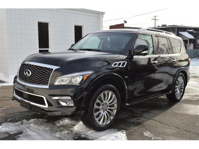 2016 Infiniti QX80 (CC-1431776) for sale in Springfield, Massachusetts