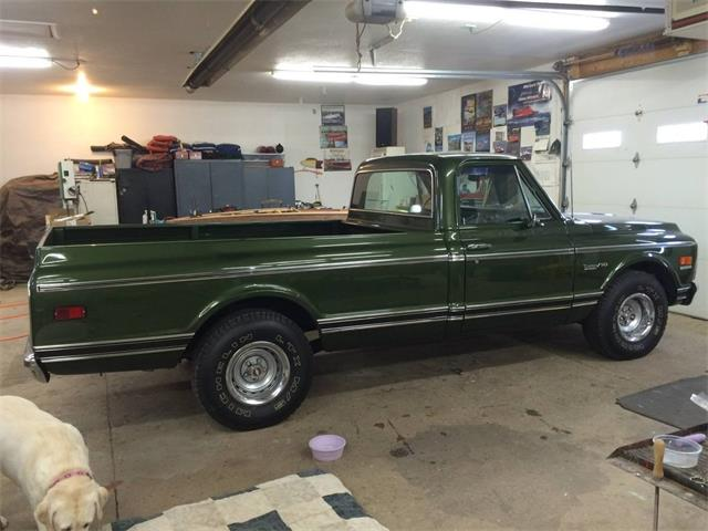 1972 Chevrolet C10 (CC-1431782) for sale in Tampa, Florida