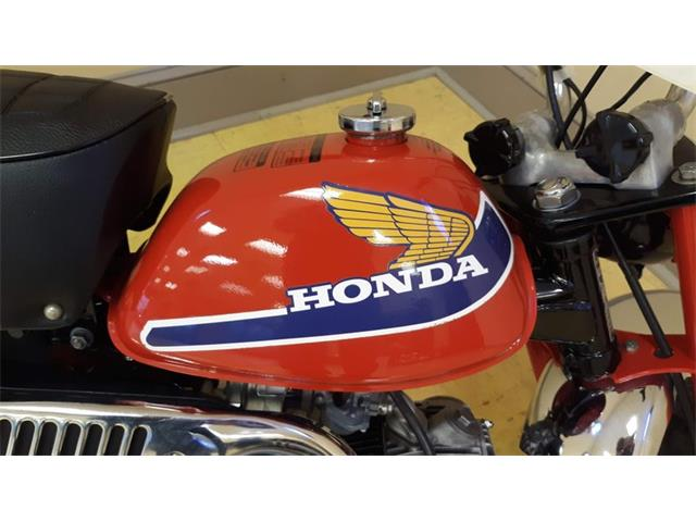1977 Honda Motorcycle (CC-1431794) for sale in Greensboro, North Carolina