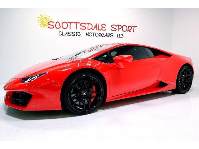 2016 Lamborghini Huracan (CC-1431796) for sale in Scottsdale, Arizona