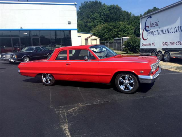 1963 Chevrolet Biscayne (CC-1431799) for sale in Greenville, North Carolina