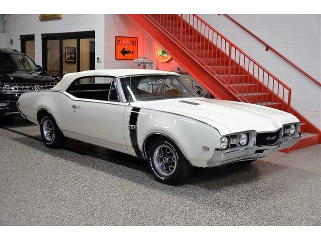1968 Oldsmobile 442 (CC-1430018) for sale in Plainfield, Illinois