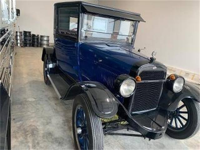 1925 Willys-Overland Jeepster (CC-1430180) for sale in Cadillac, Michigan