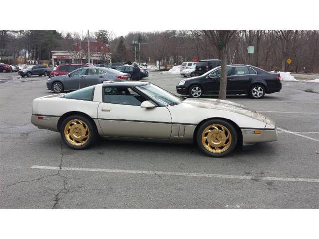 1987 Chevrolet Corvette (CC-1430181) for sale in Cadillac, Michigan