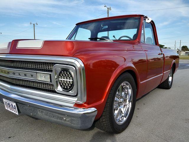 1969 Chevrolet C10 (CC-1430182) for sale in Cadillac, Michigan