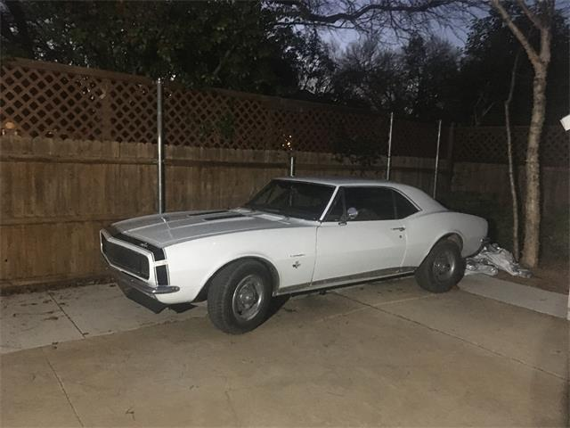 1967 Chevrolet Camaro RS (CC-1431822) for sale in Highland Village, Texas