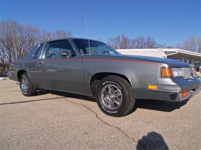 1988 Oldsmobile Cutlass (CC-1431828) for sale in JEFFERSON, Wisconsin
