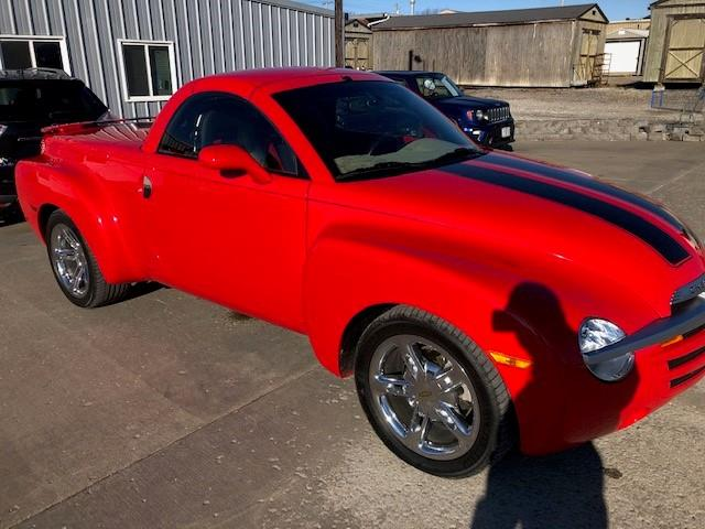 2004 Chevrolet SSR (CC-1431829) for sale in Marshall, Missouri