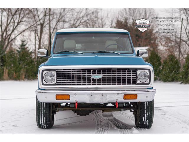 1971 Chevrolet Suburban (CC-1431831) for sale in Milford, Michigan