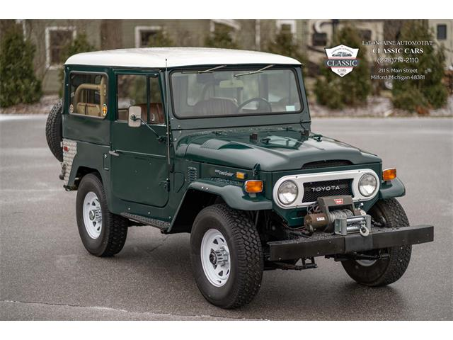 1974 Toyota Land Cruiser FJ (CC-1431832) for sale in Milford, Michigan