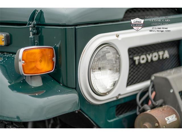 1974 Toyota Land Cruiser FJ (CC-1431832) for sale in Milford, Michigan