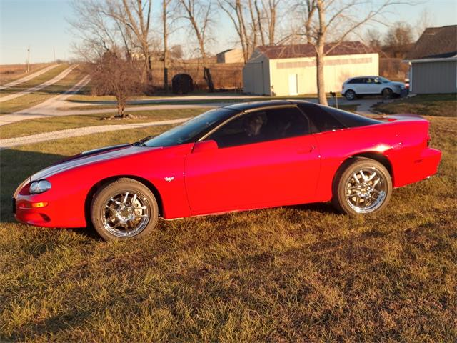 2002 Chevrolet Camaro Z28 (CC-1431834) for sale in Lathrop, Missouri