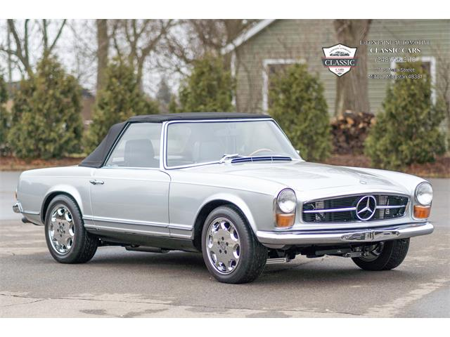 1970 Mercedes-Benz 280SL (CC-1431835) for sale in Milford, Michigan