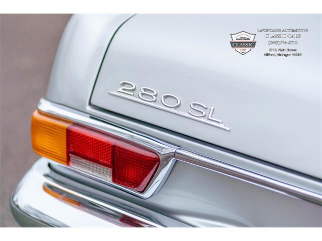 1970 Mercedes-Benz 280SL (CC-1431835) for sale in Milford, Michigan